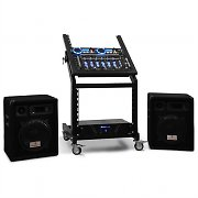 Complete DJ Package - Rack Star Series 'Neptunes Palace' 250 people