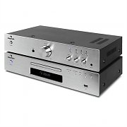 "auna ""Elegance Tower"" 2.0 HiFi Set CD Player 600W"
