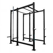 CAPITAL SPORTS Dominate Edition Set 9 Base Rack Rig 1 x Pair J-Cups