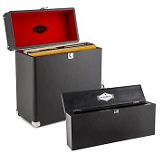 auna Vinyl Collector Storage Set Cleaning Set Wash Station Record Case