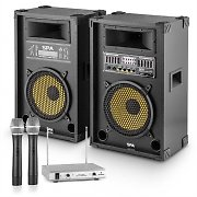 """PA Party Set """"Yellow Star 10"""" 